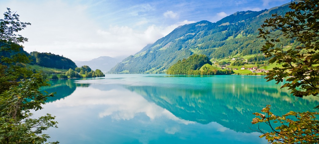 MAGAZIN - Switzerland relies on nature